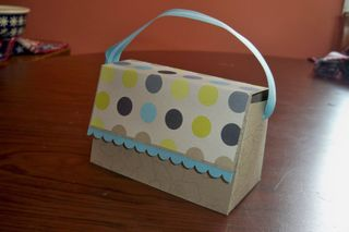 Bunco purse